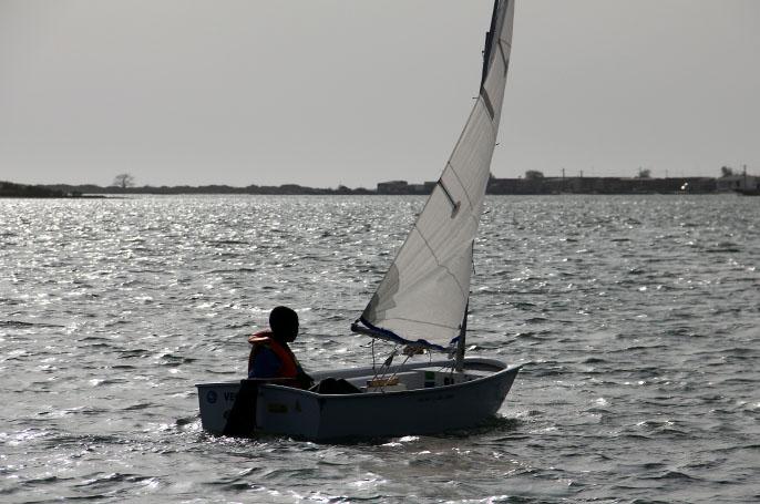 Voile Senegal